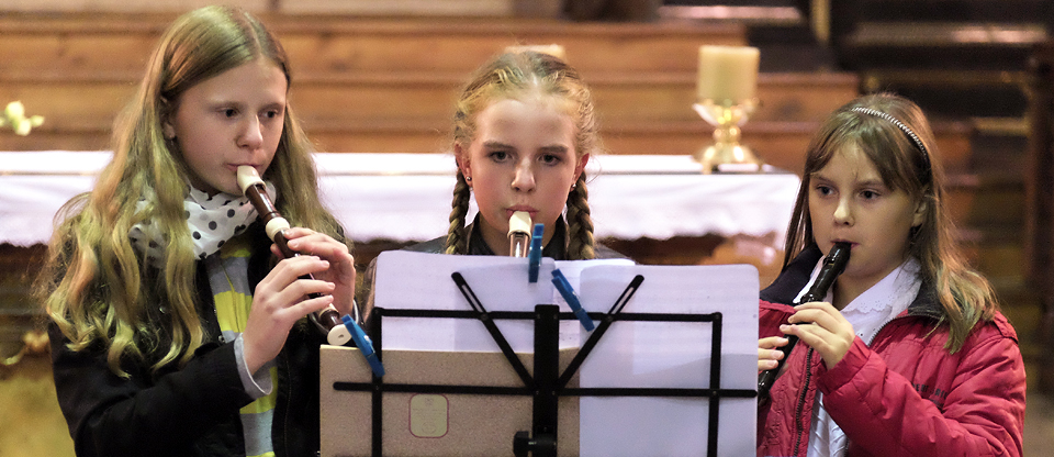 Studenti a pedagogové kutnohorské ZUŠ zahráli pro Zvon