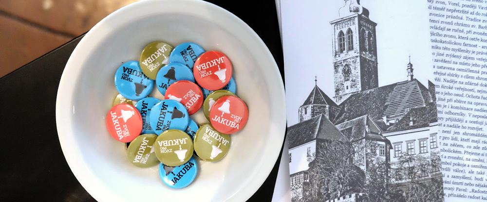 Sbírka na nový zvon pro kostel sv. Jakuba zahájena!